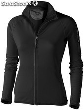 Elevate Chaqueta De Mujer De Power Fleece De Crema