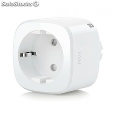 Elgato - Energy 2500W Color blanco enchufe inteligente