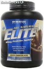 Elite Whey - Rich Chocolate (5 Pound Powder)