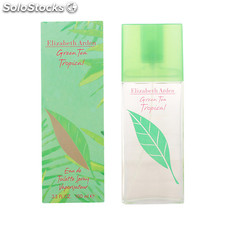 Elizabeth Arden - green tea tropical edt vaporizador 100 ml