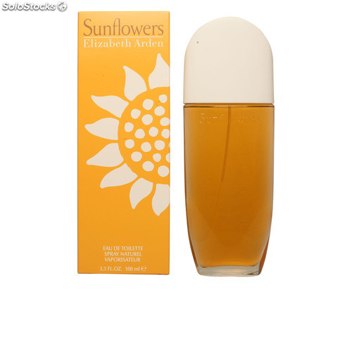 Elizabeth Arden SUNFLOWERS edt vaporizador 100 ml