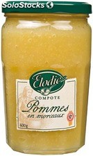 Elodie compote pomme morc.600G