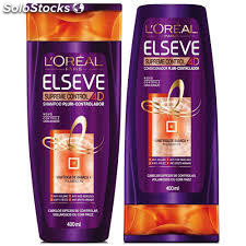 Elseve shampoo 400ml