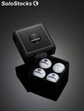 Embalaje Titleist 4 Bolas Doming