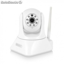 Eminent - CamLine Pro IP security camera Interior Almohadilla Blanco - 21900791