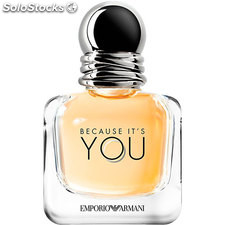 Emporio armani because its you for her edp 50 ml