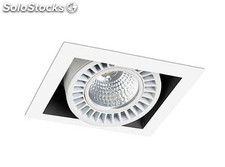 Empotrable Colin-1 blanco led 18-25w 3000k 20º