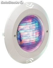 Empotrable piscinas redondo blanco Belt LED 27W IP68 RGB