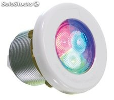 Empotrable piscinas redondo blanco Cup LED 4W 5700K 315Lm IP68