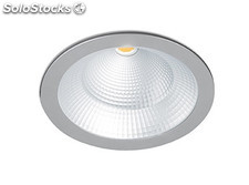 Empotrable Solid gris led pearl white 24-36-42w 3100k 30º