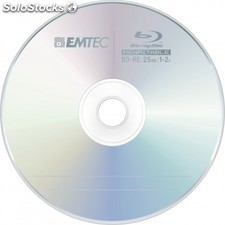 Emtec - Blu-ray disc rewritable 25GB BD-RE 5pieza(s)