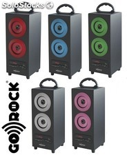 Enceinte tour portable Go-Rock SoundTower GR-02