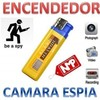 Encendedor mechero mini camara espia