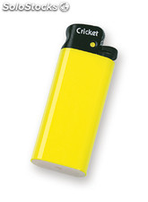Encendedor piedra cricket mini amarillo