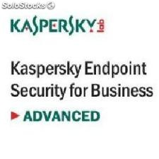 Endpoint security advanced