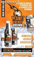 Energético Planet Energy Drink Lata 250ml