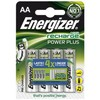 Energizer pila recargable hr power plus pack 4 ud aa hr6 635178