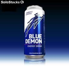 Energy Drink Blue Demon (Bebida energizante) Lata x 473cc
