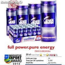Energy drink enerdrink 25cl x 24