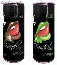 Energy Drink frenchkiss Energize