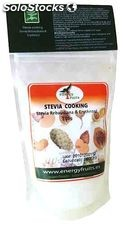 Energy Fruits Stevia Cooking polvo 150g