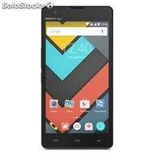 "Energy Phone Max 4G 5"" ips hd Q1GHz 16GB Negro+lpi"