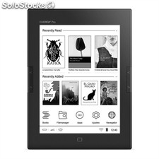"Energy Sistem ebook eReader Pro HD 6"" Táctil +LPI"