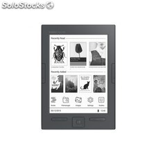 Energy Sistem - eReader Slim HD 8GB Gris lectore de e-book
