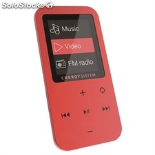 Energy Sistem Reproductor MP4 Touch 8GB Coral+LPI