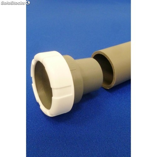 Enlace Mixto Pvc Blanco 40Mm-11/2 Saneaplast