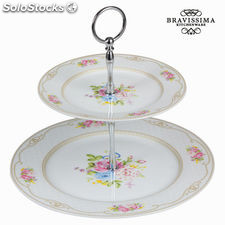Entremesero bouquet blanco - Colección Kitchen's Deco by Bravissima Kitchen