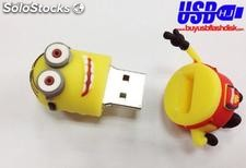 Ep Memoria Despicable Me 2 secuaces 8gb