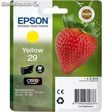 Epson Cartucho T2984 Amarillo XP235/332/432