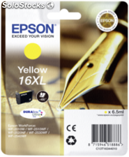 Epson Cartucho XL amarillo DURABrite Ultra new T 163 T 1634