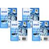 Epson cartuchos inyeccion t6534 amarillo 200ml c13t653400