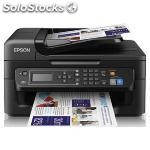 Epson impresora multifuncion inyeccion workforce wf-2630WF color 34PPM