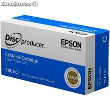 Epson Ink-Cart. PP100 cyan C13S020447