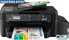 Epson Mfp Ecotank L655 Ppm33N/Usb/Red10-100/Wifi/Adf/Duple