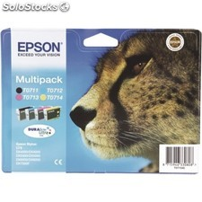 Epson - Multipack T0715 4 colores