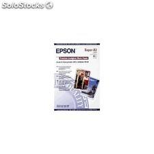 Epson - Premium Semigloss Photo Paper, DIN A3+, 250 g/m², 20 hojas papel