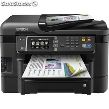 Epson - WorkForce WF-3640DTWF 4800 x 2400DPI Inyección de tinta A4 19ppm Wifi