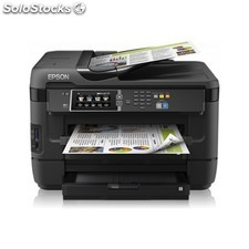 Epson - WorkForce WF-7620DTWF 4800 x 2400DPI Inyección de tinta A3 18ppm Wifi