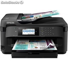 Epson - WorkForce WF-7710DWF 4800 x 2400DPI Inyección de tinta A3 32ppm Wifi