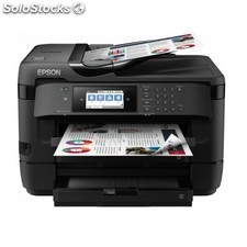 Epson - WorkForce WF-7720DTWF 4800 x 2400DPI Inyección de tinta A3+ 18ppm Wifi