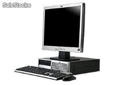 Equipmaneto Completo: hp dc 7700 sff Core 2 Duo 1.8 Ghz + tft 19''