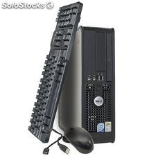 Equipo pc ordedador dell core 2 duo oferta