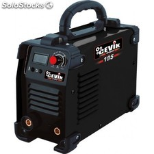 Equipo Soldar Inverter Ce-pro195 160a