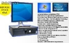 Equipos Completos dell con Windows xp Incluidos + monitor tft 17""