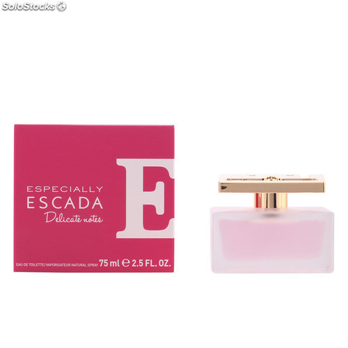Escada especially delicate notes edt vaporizador 75 ml