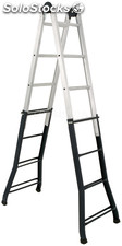 Escalera multiuso alum/acero profer top 4X4 p